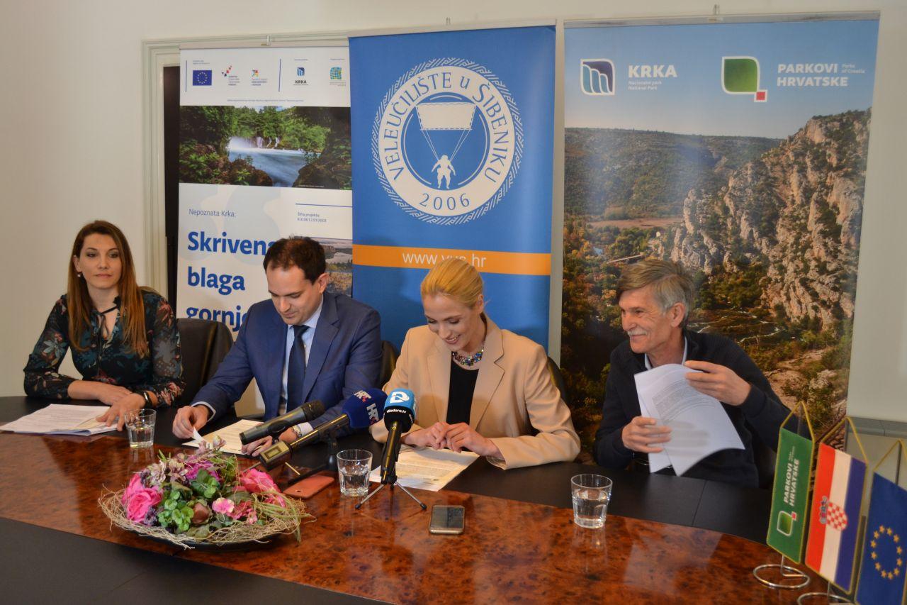 """Objavljen program osposobljavanja turističkih vodiča za vođenje u Nacionalnom parku """"Krka"""""""
