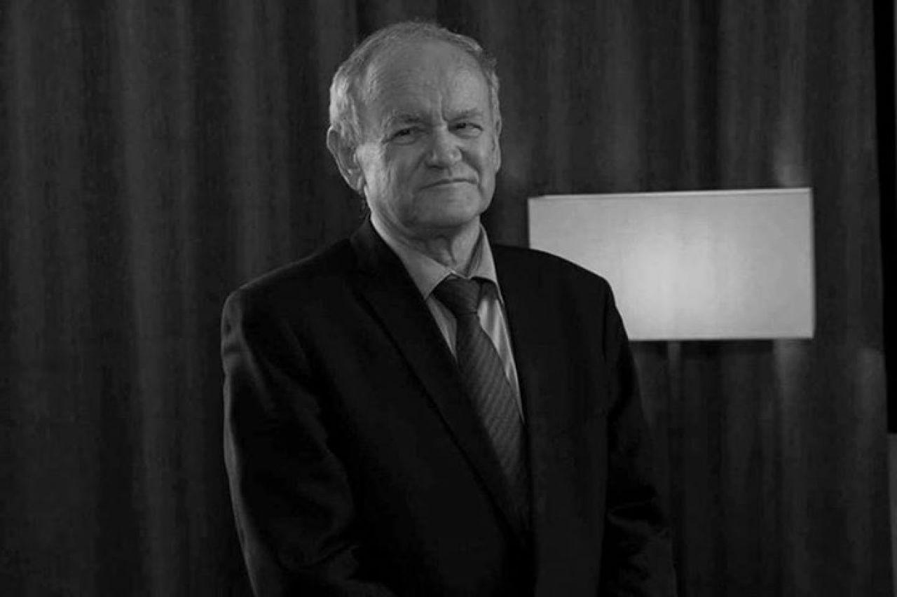 Posljednje zbogom dragom kolegi prof.dr.sc. Zdravku Peranu